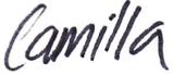 Camilla van den Boom